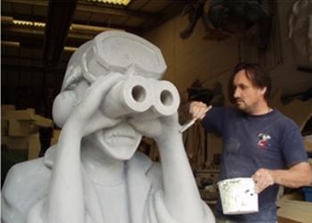 Aden Hynes Sculpture Studios